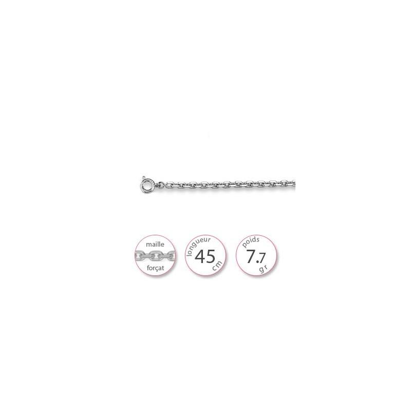Chaine argent - 000620