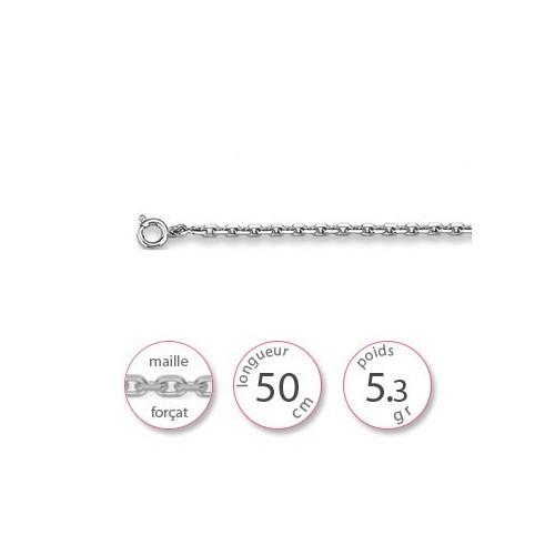 Chainette argent - 000627