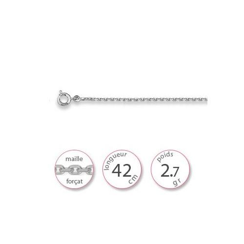 Bijoux chaines argent - 000633