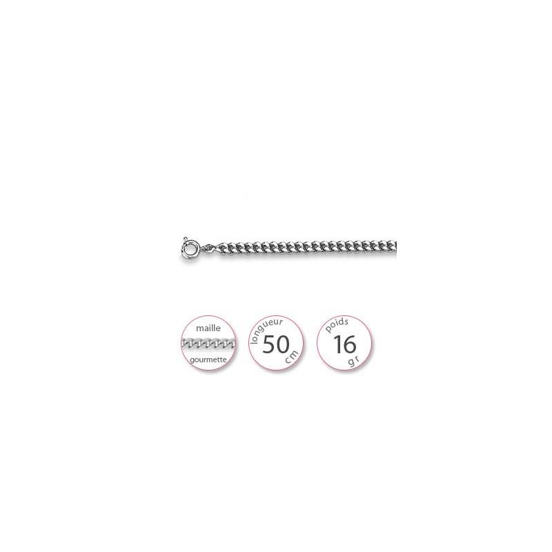 Chaine gourmette - 000641