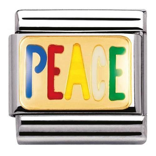 Maillon Nomination classic peace