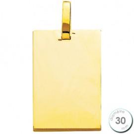 Pendentif Or jaune