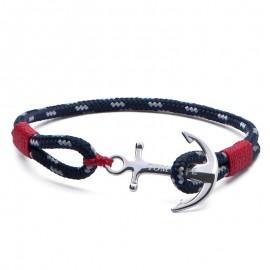 Bracelet Tom Hope Atlantic Red