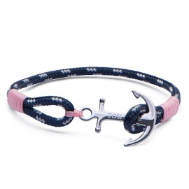 Bracelet Tom Hope Coral Pink