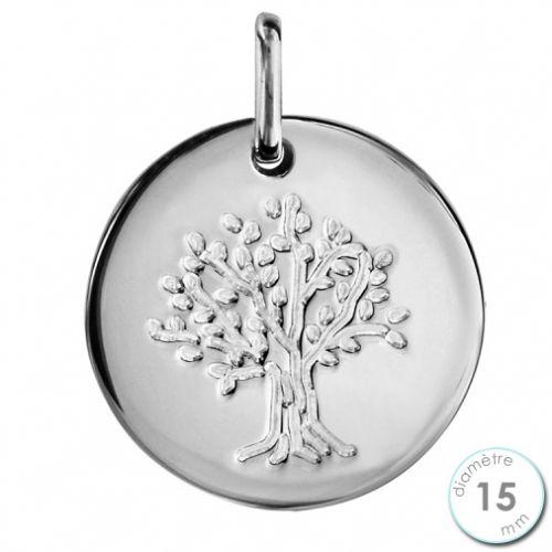 Pendentif Argent arbre de vie
