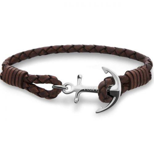 Bracelet Tom Hope Havana Brown