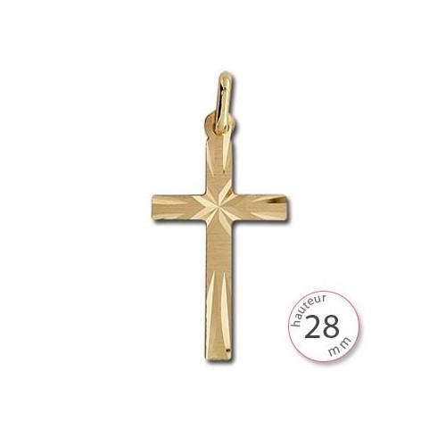 Pendentif croix - 001402