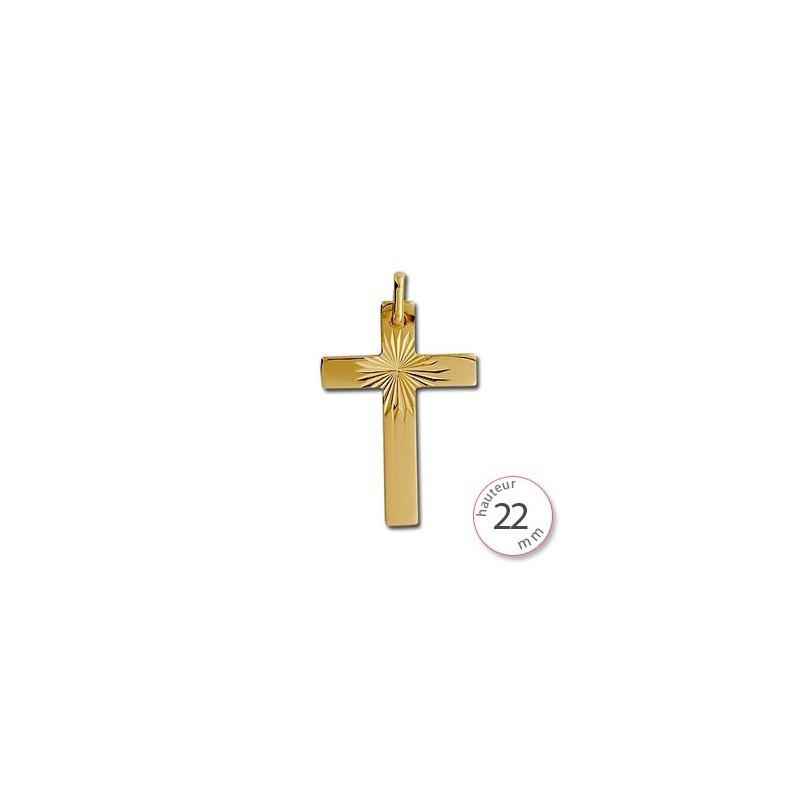 Croix en Or - 001408