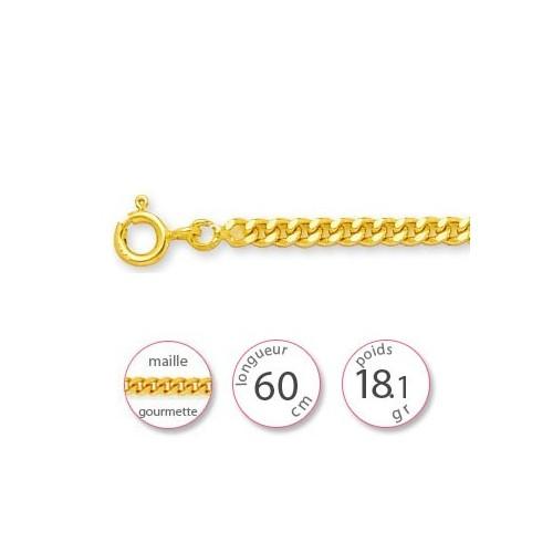 Chaine en Or jaune - 001519