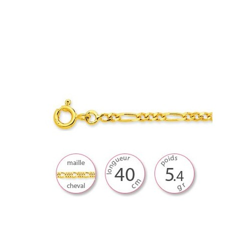 Chaine en Or - 001822