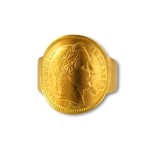 Bague Or Napoléon