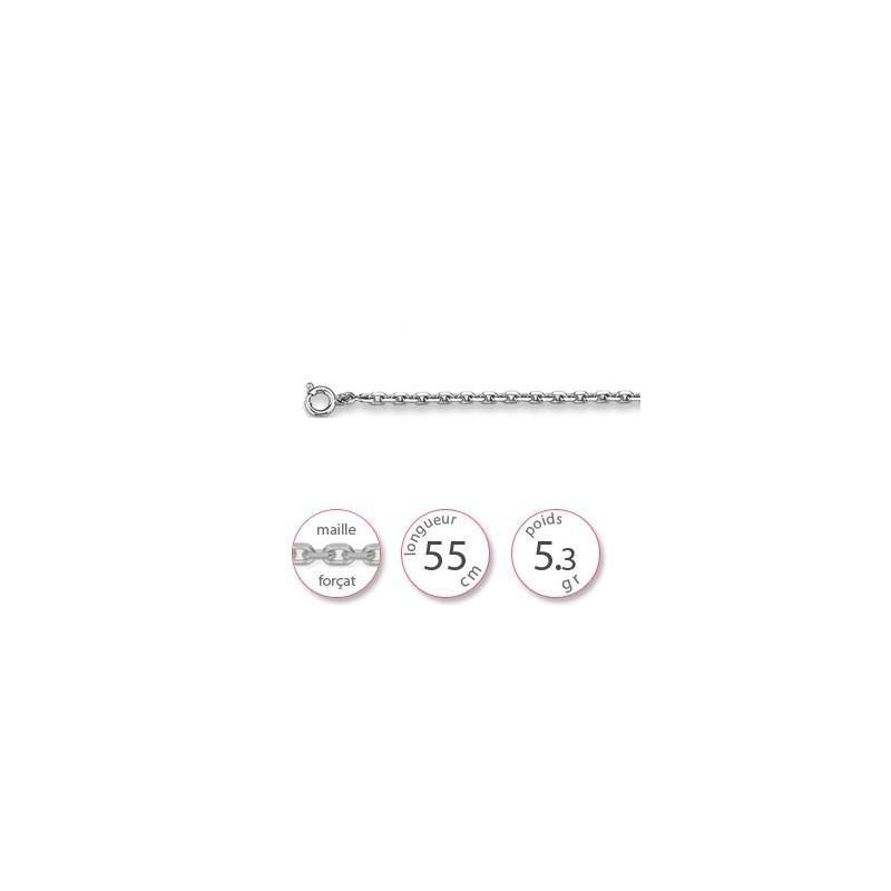 Bijou chaine argent - 000628