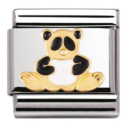 Maillon Nomination classic panda
