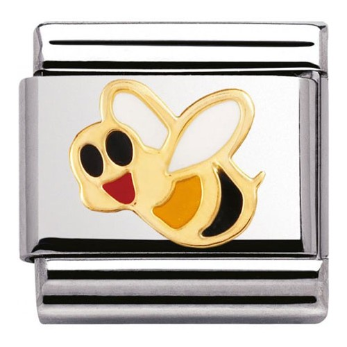 Maillon Nomination classic abeille