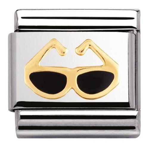 Maillon Nomination classic lunettes