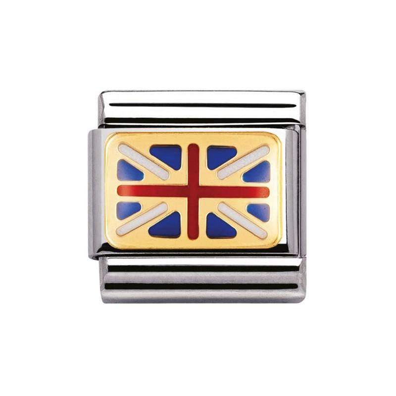 Maillon Nomination classic drapeau angleterre