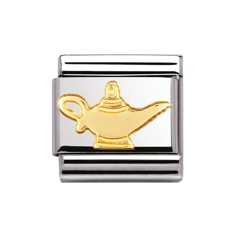 Maillon Nomination classic lampe d'Aladdin
