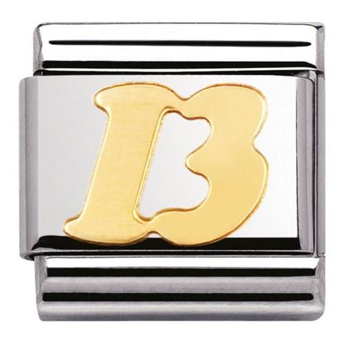 Maillon Nomination classic nombre 13