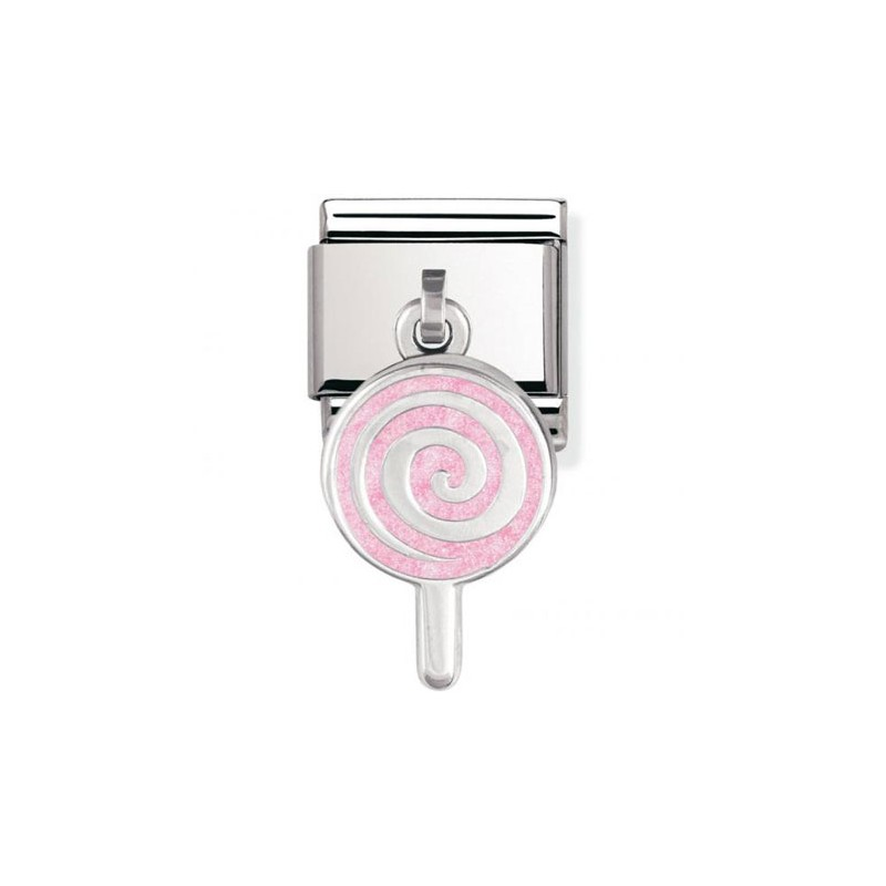 Maillon Nomination classic charms sucette