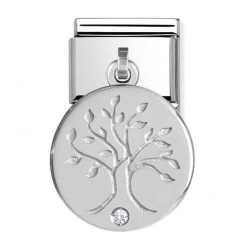 Maillon Nomination classic charms arbre