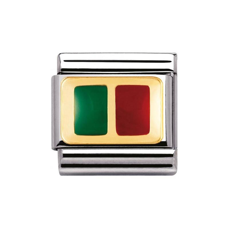 Maillon Nomination classic drapeau Portugal