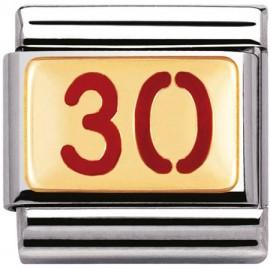 Maillon Nomination classic 30