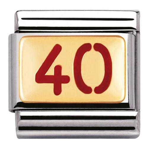 Maillon Nomination classic 40
