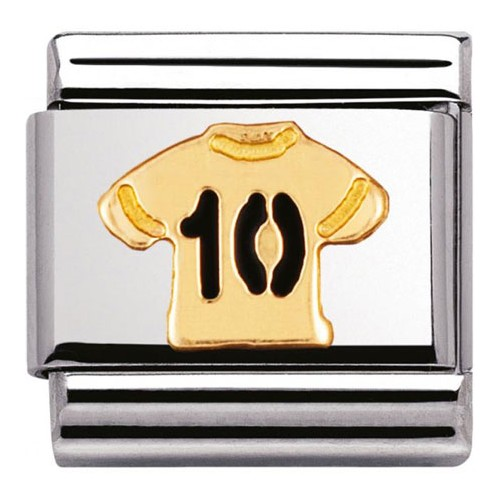 Maillon Nomination classic Maillot n°10