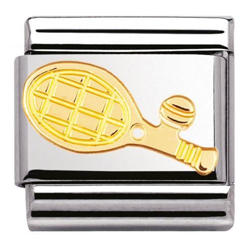 Maillon Nomination classic raquette de tennis