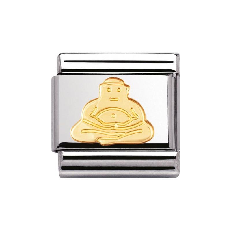 Maillon Nomination classic bouddha