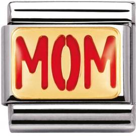 Maillon Nomination classic Mom