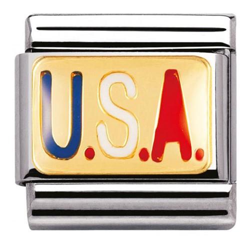 Maillon Nomination classic USA