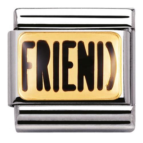 Maillon Nomination classic Friend