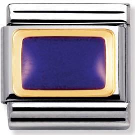 Mailllon Nomination classic rectangle violet
