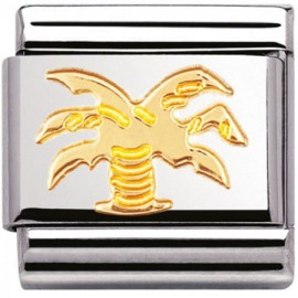 Maillon Nomination classic palmier