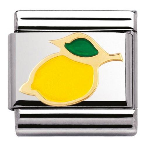 Maillon Nomination classic classic citron