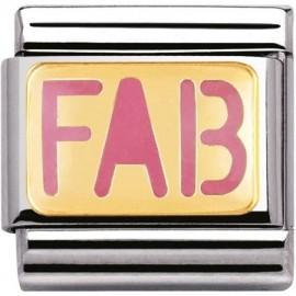 Maillon Nomination classic FAB