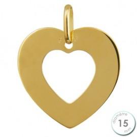 Pendentif coeur en Or