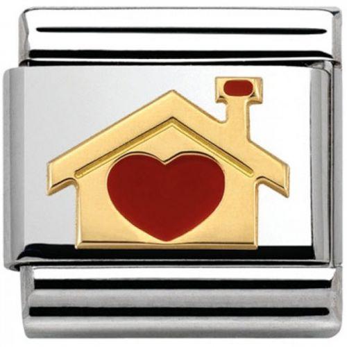 Maillon Nomination classic maison de l'amour