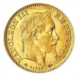 Pièce Or 10 Francs Napoléon