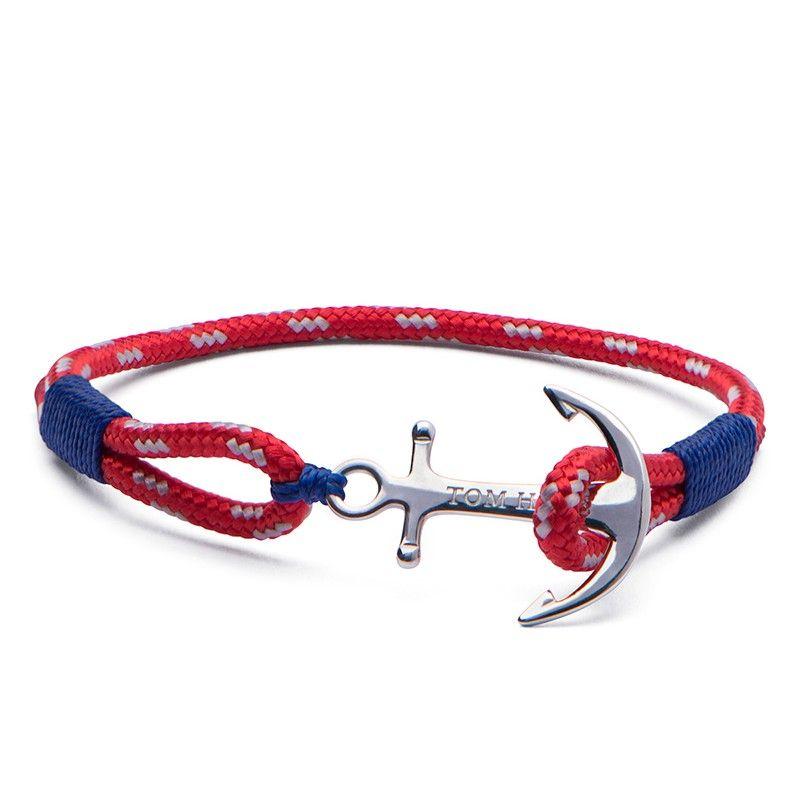 Bracelet Tom Hope Arctic Blue