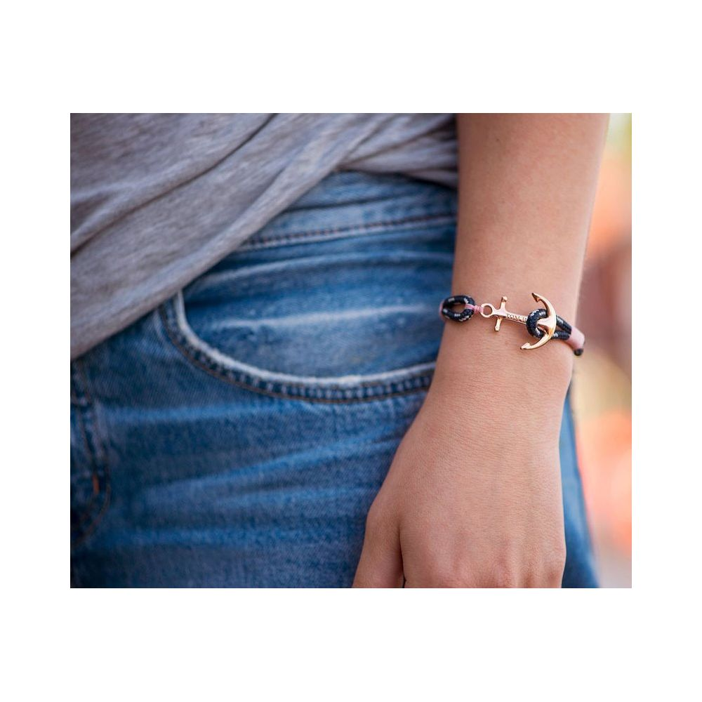 bracelet femme tom hope rose