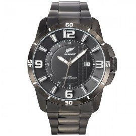 Montre homme All Blacks bracelet métal