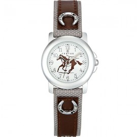 Montre enfant Certus cheval marron