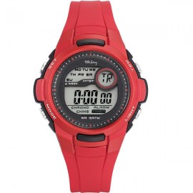Montre enfant Tekday digitale rouge