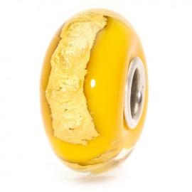 Perle en verre chakra force Trollbeads