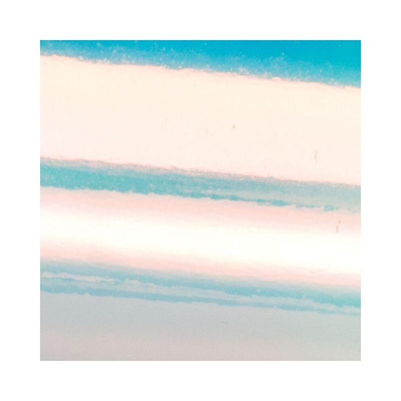 Vinyle de bague translucide les Georgettes Carioca/Blanc