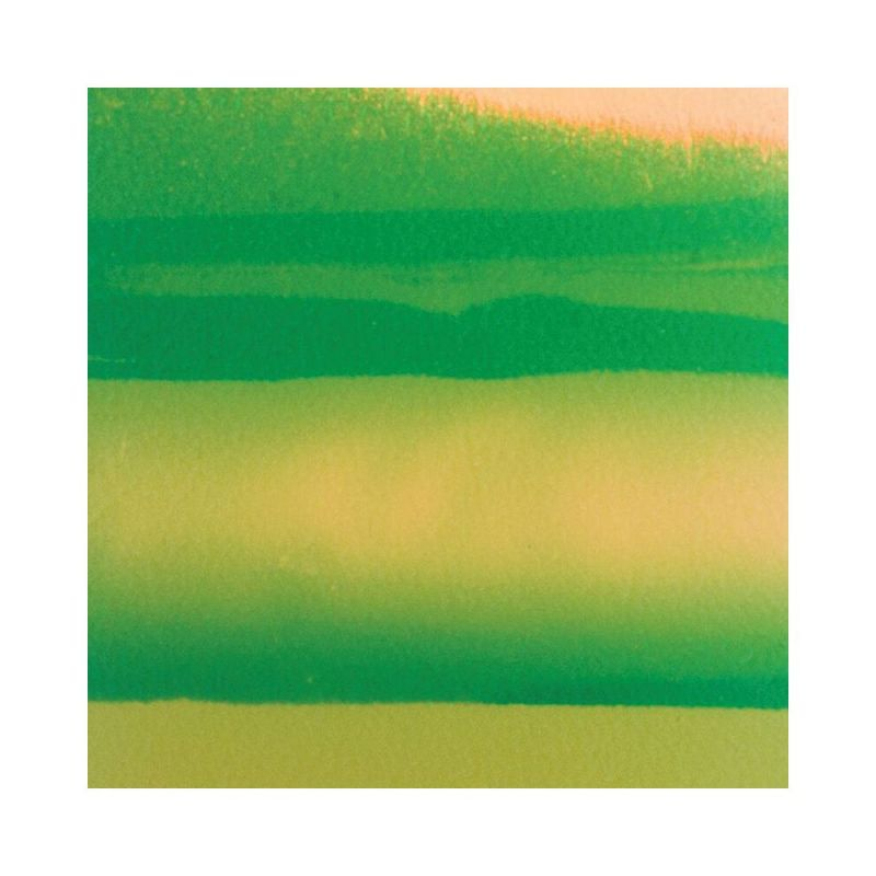 Vinyle de bague translucide les Georgettes Carioca/Vert