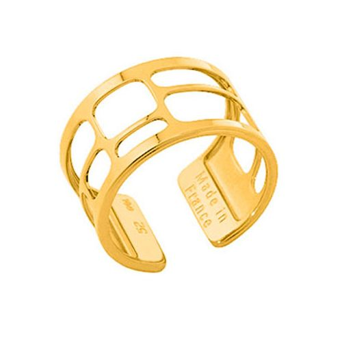 Bague Les Georgettes motif labyrinthe finition Or jaune