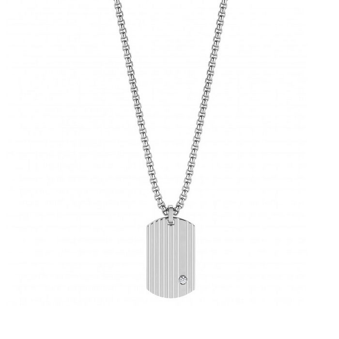 collier homme or gi